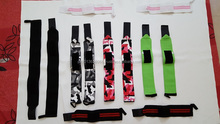 Heavy-duty Weightlifting Pro elastic gym Wrist Wraps support all colors and with logo
