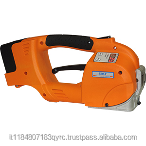 GT-SMART: battery strapping tool for PP/PET