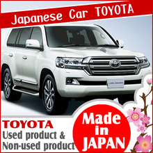 Tough and durable toyota hiace left hand drive cars toyota with multiple functions made in Japan