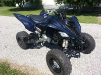 Raptor 700R Special Edition Sport Racing Quad ATV