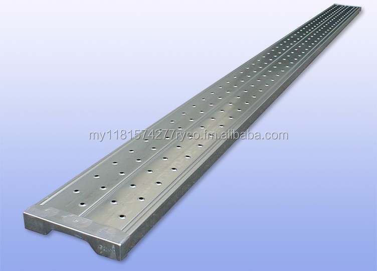 Used Japan Walking Board Metal Planks Catwalk