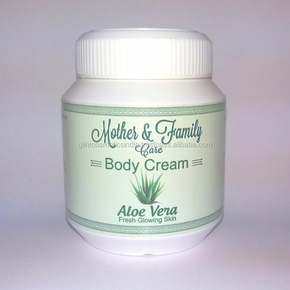 Mother & Family Care Body Cream Aloe vera