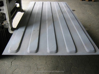 Container roof panel with Steel Corten surface Galvanized used container roof or similar
