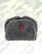 Russian Military winter hat Ushanka