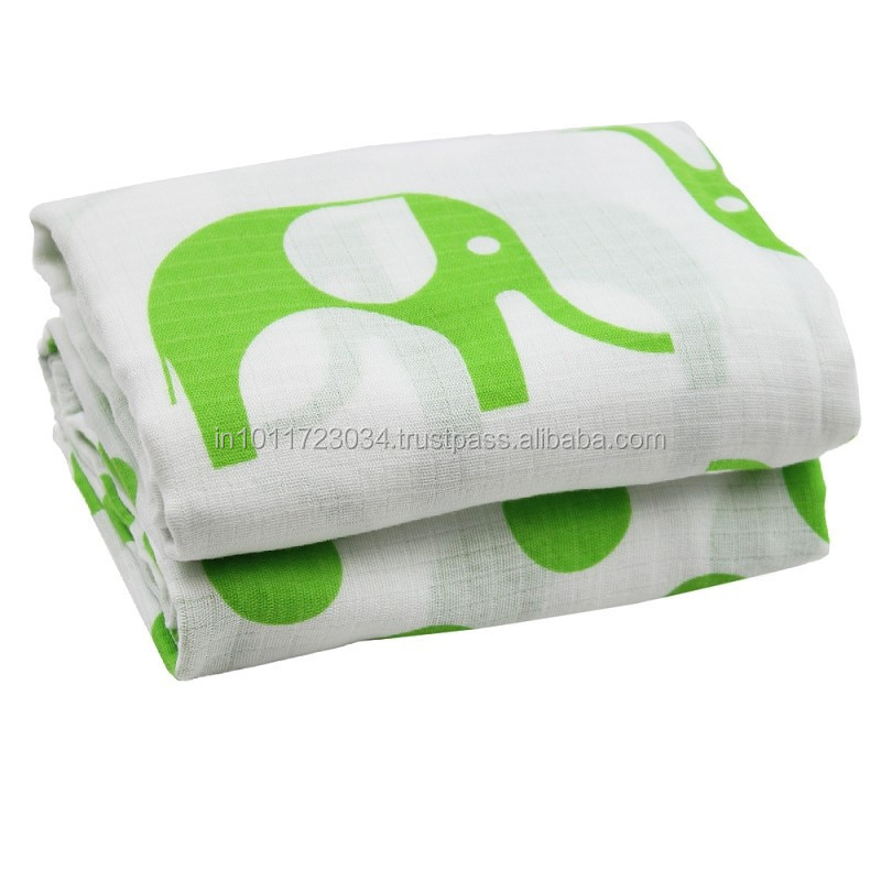 twin full queen king size muslin blanket