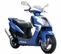(PEDA Motor Thailand Shipping) 2016 Promotion Big Discount Motorcycle for Sale 125cc EEC Scooter (Adventure)