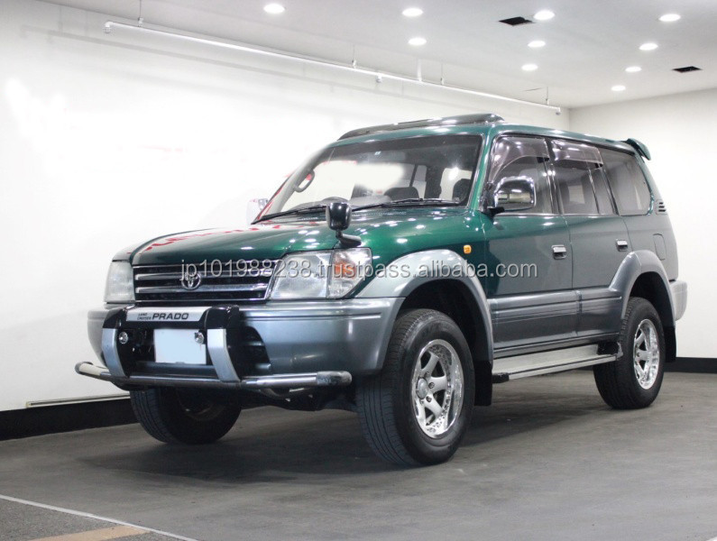 USED CARS - TOYOTA LAND CRUISER PRADO TZ (RHD 820623)