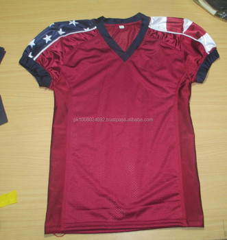 Best Blank American Football jersey,Custom American football uniform,custome football jersey