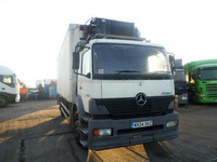 USED TRUCKS - MERCEDES-BENZ ATEGO 1823 FREEZER TRUCK (RHD 3422 DIESEL)