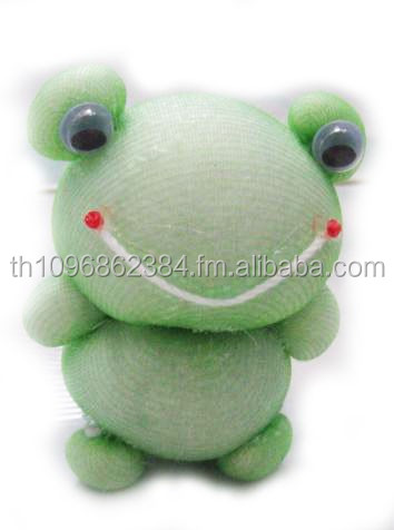 camphor lovely frog doll air refresher handmade paypal accepted