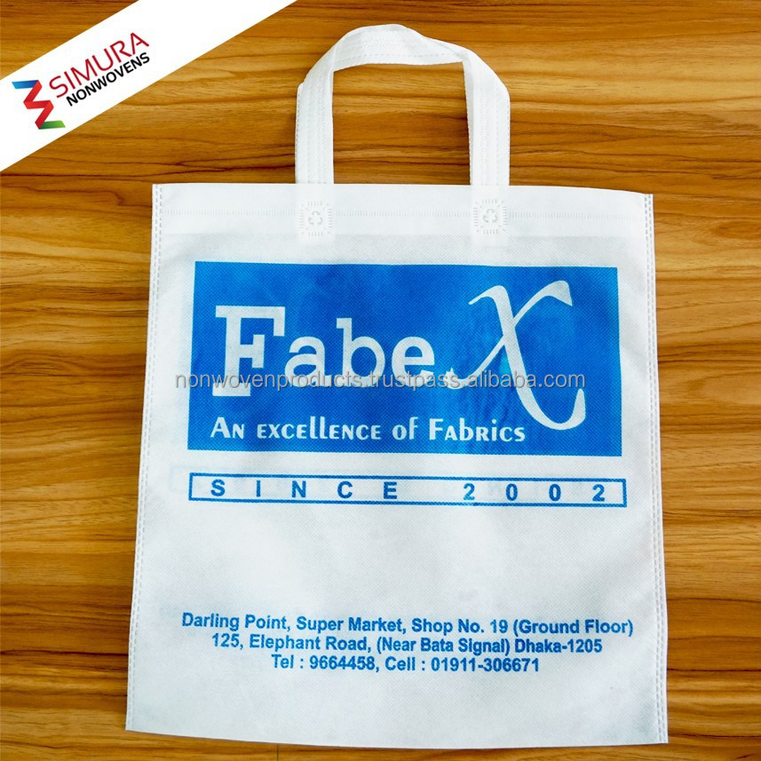 Non Woven Bag with Custom Print