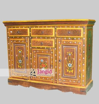 buffet living room furniture india buy hand painted royal furniture