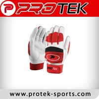 High Quality Customized Leather Baseball Batting Gloves