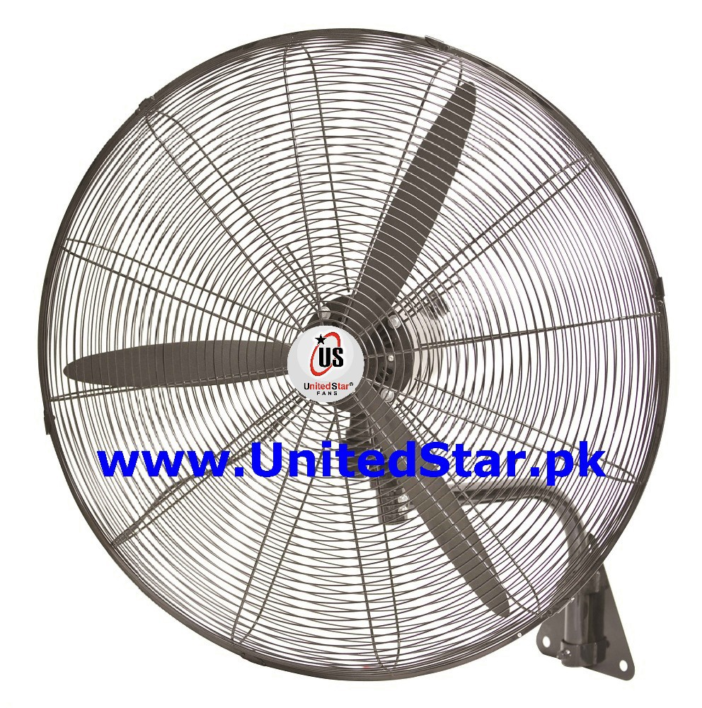 Industrial Bracket Fan 30 inch