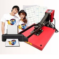 Basic Heat Press Machine Package