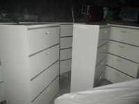 Lateral cabinet 4 layers/ Filing Cabinet