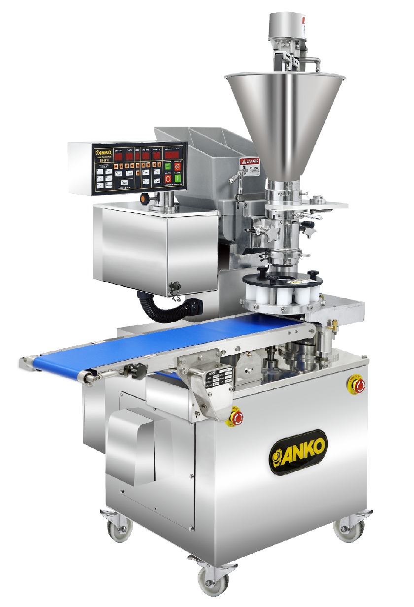 Anko Factory Small Moulding Forming Processor Date Bar Making Machine