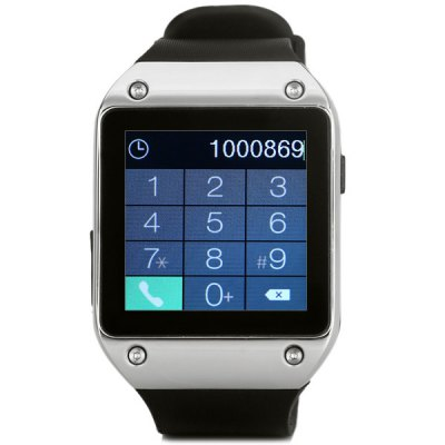 2017 New Design Mini Ws2 Smart Bluetooth Watch with Dialer SMS Capabilities Remote Camera Shutter Functions