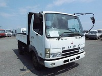 Good condition and Reliable used fuso fighter truck for industrial use