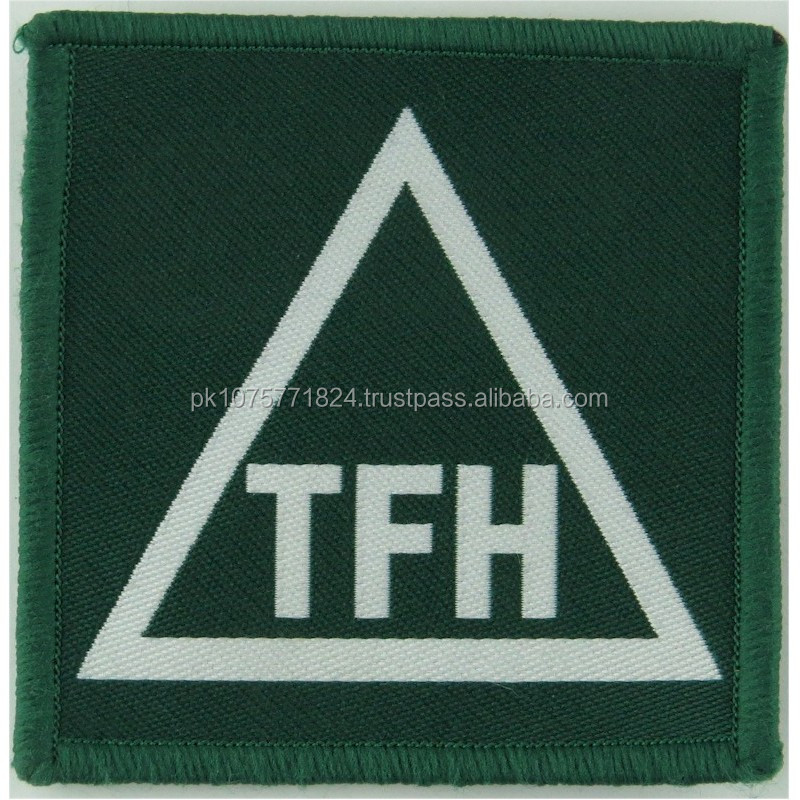 WOVEN BADGES Task Force Harvest 16 Air Assault Brigade See SOLDIER Woven Formation arm badge