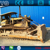 Used D6D Swamp Bulldozer Used Cat
