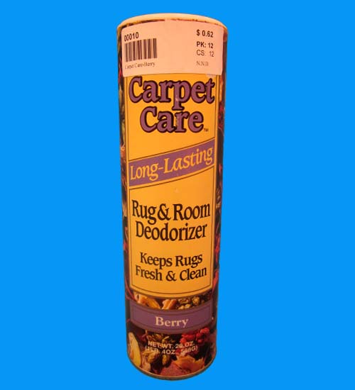 Carpet Care-Berry