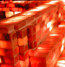 wonderfull color and accurate sizes Himalayan Rock Salt Bricks/ Tiles/ Blocks/ Slabs