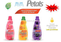 AVA Petals Fabric Softener Sensuous Floral, Spring Bouquet, Aromatherapy