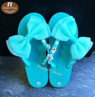Blue Ribbon Handmade Slippers 2015