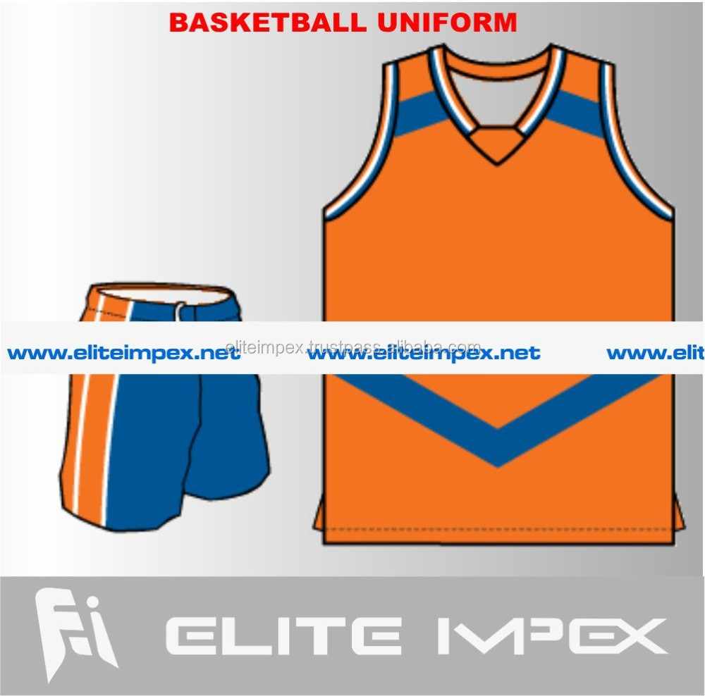 college Basketball uniform design
