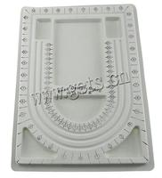 Bead Design Plastic Rectangle 330x235mm Sold By PC