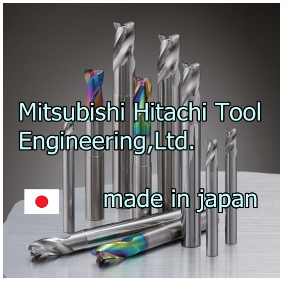 Mitsubishi Hitachi Tool Carbide Aluminium Cutting Tools