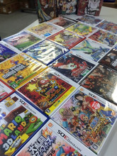 Various kind of Japanese video gaming for game distributor