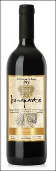 Bonaparte Dry Red Wine