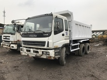 GOOD PRICE JAPAN ORIGINAL ISUZU DUMP TRUCK USED