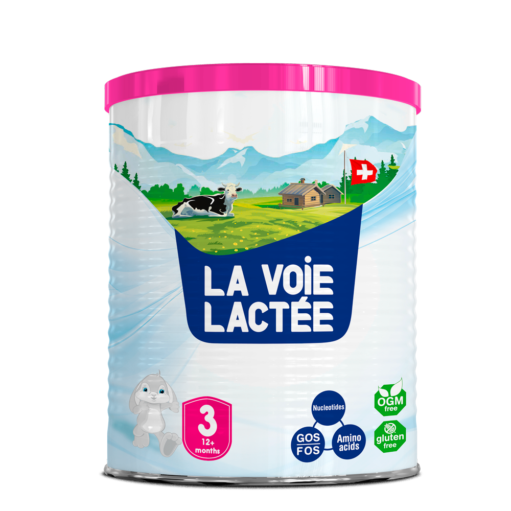 Premium milk powder - La Voie Lactee - stage 3