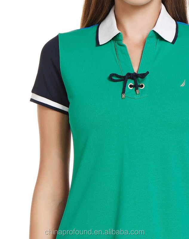 New Summer Ladies Womens Polo Shirts