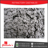 Refractory Castable with 90% Alumina Cement