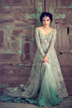 LATEST DESSIGNE PAKISTANI WEDDING BRIDAL LEHENGA