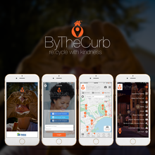 BTC (By The Curb) - iOS Recycle App