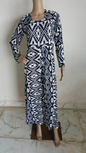 Moroccan Exclusive designer printed abaya kaftans for women - Islamic clothing wholesale
