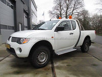USED PICKUP - MITSUBISHI L200 2.5 DI-D DOUBLE CAB PICK UP (LHD 8890)