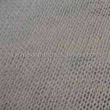 Soft Washed Linen Cotton Gauze Fabric