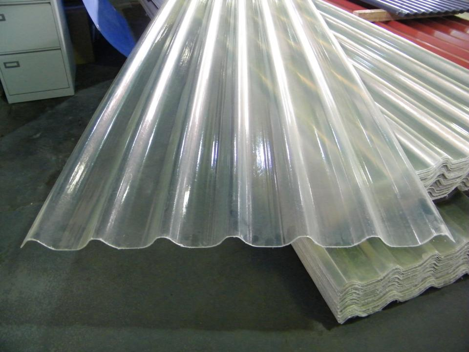 Buy Skylight Single Skin Sheets Thickness Ranges From: 1.0mm Width :  1000mmGrp PanelProfile Skylight Roofing Sheet Product On Alibaba.com
