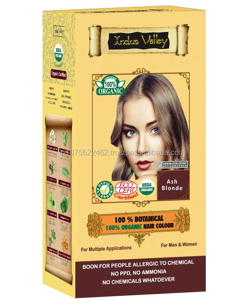 Гипоаллергенная краска для волос для беременных 253