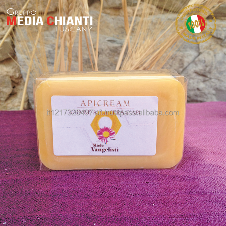 Best Quality ALL NATURAL BEESWAX BAR SOAP 150 GR , face, hands and body
