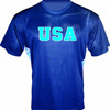 Custom Sublimation T Shirt 100 Polyester