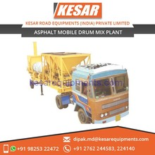 Quality Construct Portable Design Drum Mix Plant at Export Price