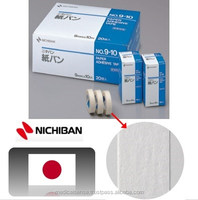 Reasonable instruments medical use, surgical tape made from a sturdy Japanese-style washi paper and acrylic adhesives