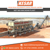 National Brand Wet Mix Macadam Plant with High Capacity